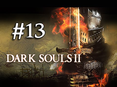 Dark Souls 2 Walkthrough Part 13 - Knight Armour & Chidori Sword (1080p Gameplay Commentary)