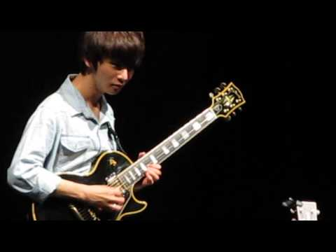Canon Rock - Sungha Jung Live in KL 2013
