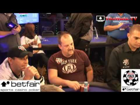 £5k PLO Sandra Naujoks Bubble The Final Table Video