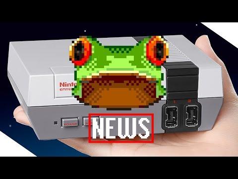 Neue Spiele für den NES Mini dank Hack | Das Ende von Scalebound | News | LowRez HD | deutsch