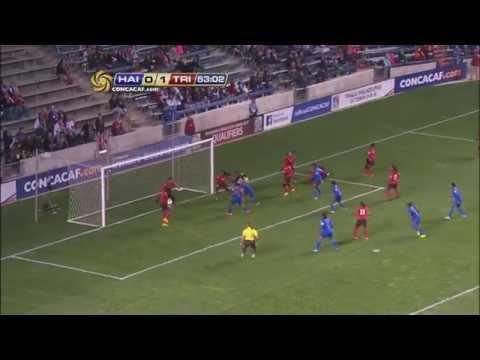 Haiti vs Trinidad and Tobago Highlights