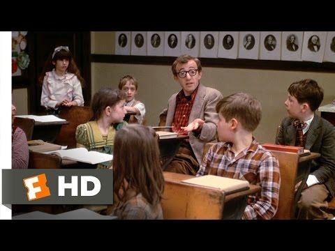 Annie Hall (2/12) Movie CLIP - Where My Classmates Are Today (1977) HD