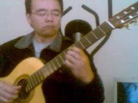 Fingerstyle guitar - Angelina by Earl Klugh
