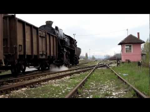 Coal Rustling in Bosnia - Europe's Last Steam Stronghold