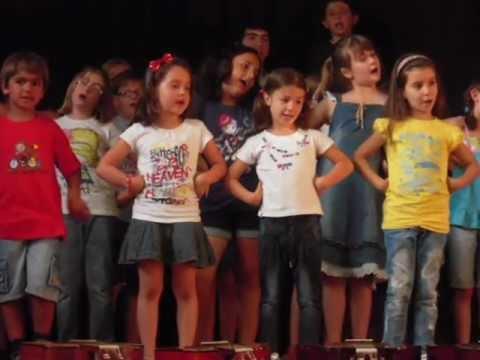 Escola de Musica de Modivas - Festa de encerramento