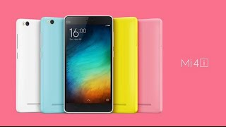Xiaomi Mi 4i  Hard Reset and Forgot Password Recovery, Factory Reset