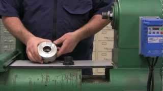 Chuck Insert Installation Video - Hurricane HTC100/ HTC125 Woodturning Chucks