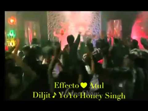 Lak 28 Kudi Da 47 Weight Kudi Da | With Lyrics | Yo Yo Honey Singh | Diljit Dosanjh | 480p video