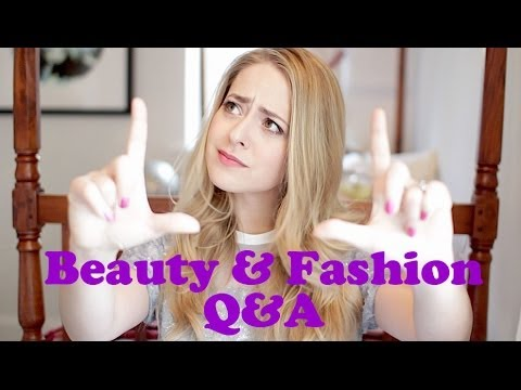 Beauty & Fashion Q&A!