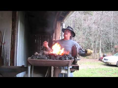 How to Forge Weld