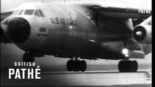 U.S. Airlift To West Germany (1969)