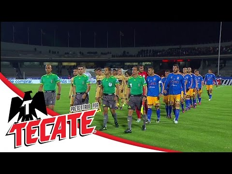 Resumen Pumas 2 - 2 Tigres | Liguilla Apertura 2016 | Televisa Deportes
