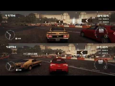 К игре race driver: grid