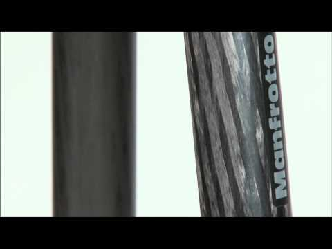 Manfrotto 536 Carbon Fiber 3-Stage Tripod