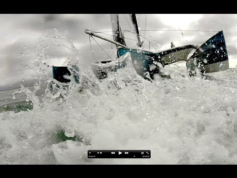 Yachting Monthly's actioncam test