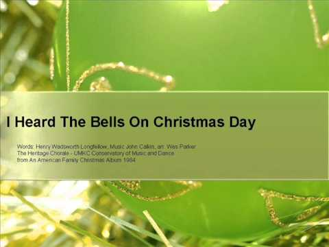 Traditional - I Heard The Bells On Christmas Day