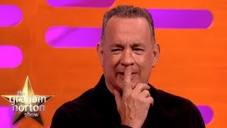 Tom Hanks Accidentally Farted When He Fought Paul Bettany | The Graham Norton Show