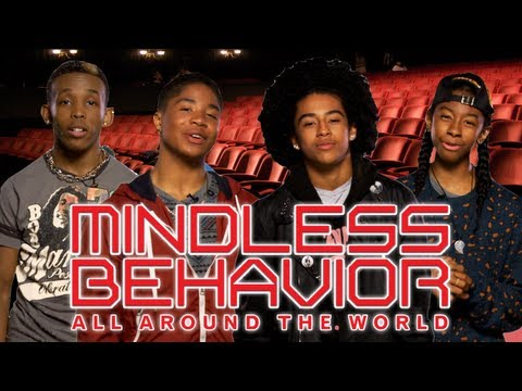 Mindless Behavior watches