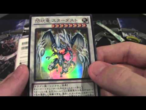 Yugioh 5ds Volume 5 Opening Flashing Carat Dragon - Stardust Duel   Signer Dragon video