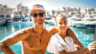 YACHT VACAY IS ON!!! | VLOG³ 28