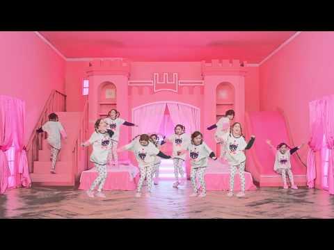 [strawberry Milk] 크레용팝 유닛-딸기우유 'ok(오케이)' M v video