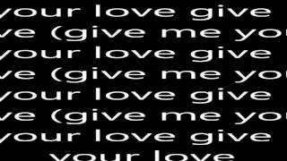 SAMMY J-GIVE IT ALL (lyrics)