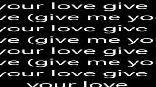 SAMMY J-GIVE IT ALL (lyrics)