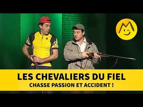 Les Chevaliers du Fiel : chasse passion et accident ! streaming vf