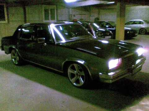 Chevrolet Malibu 1982 Youtube