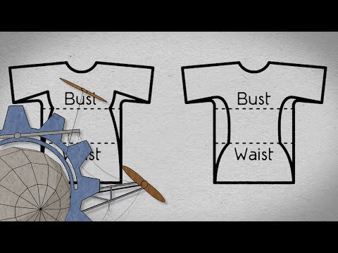 T-Shirt Tailoring: Sewing Basics #5