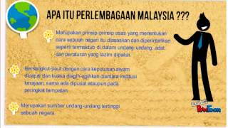PENGAJIAN MALAYSIA perlembagaan malaysia