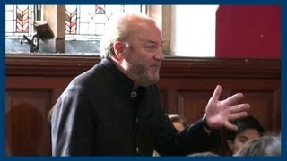 Arab Spring   George Galloway   Oxford Union