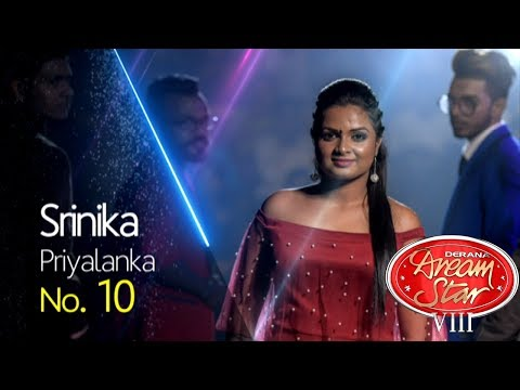 Derana Dream Star Season VIII | Sanda Rahu Mukhayehi By Srinika Priyalanka