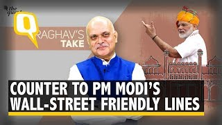 What I Wish PM Modi Had Said But Didn't In Independence Day Speech | The Quint