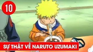 Top 10 sự thật về Uzumaki Naruto - Shounen Action