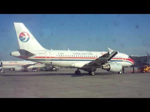 china eastern airlines at xian domestic airport