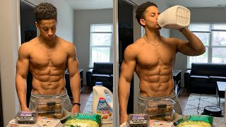 WHAT I EAT TO STAY LEAN YEAR ROUND (COUNTING MACROS)