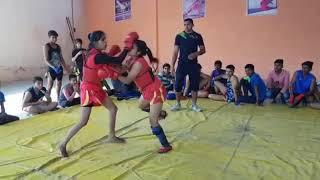 Priyanka wushu fight(7)