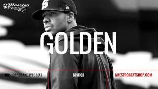Golden - Drake type beat - 103 BPM
