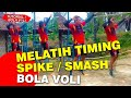 Timing Dalam Spike (Open Spike) - SPIKING (Tutorial Bola Voli) thumbnail