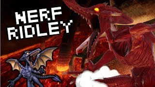 Nerf Ridley (Super Smash Bros. Ultimate Montage)