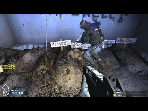 SWAT 4 with the Asdfs