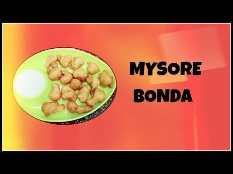 Mysore Bonda Recipe|मैसूर बोंडा | Easy | Delicious