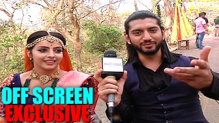 Omkara and Gauri talk about their OFF SCREEN equation | Dil Bole Oberoi | EXCLUSIVE