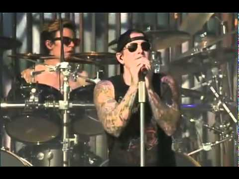 Avenged Sevenfold Live at Graspop Metal Meeting
