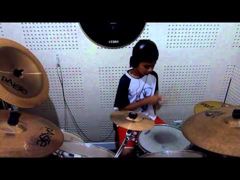 (drum Cover) Black Veil Brides - Fallen Angel video
