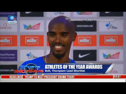 Sports This Morning: Analysis On Shortlist For Athletes Of The Year Award