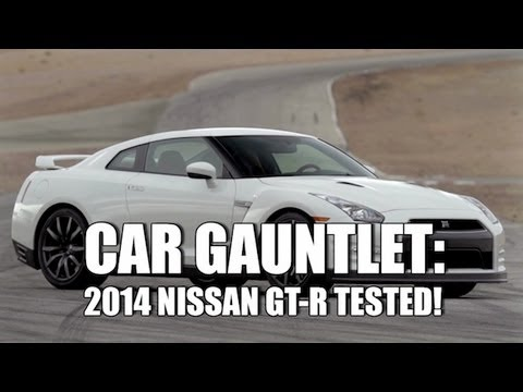 2014 Nissan GT-R – The Car Gauntlet on GTChannel