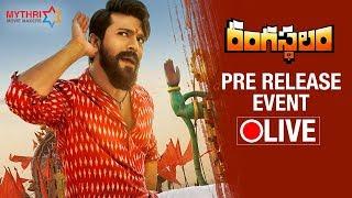 Download Lagu Rangasthalam Pre Release Event LIVE | Ram Charan | Samantha | Aadhi | Sukumar | DSP Gratis STAFABAND
