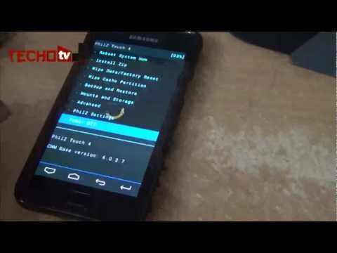 Root XWLS8 or XXLS8 Jelly Bean on Galaxy S2 Android 4.1.2